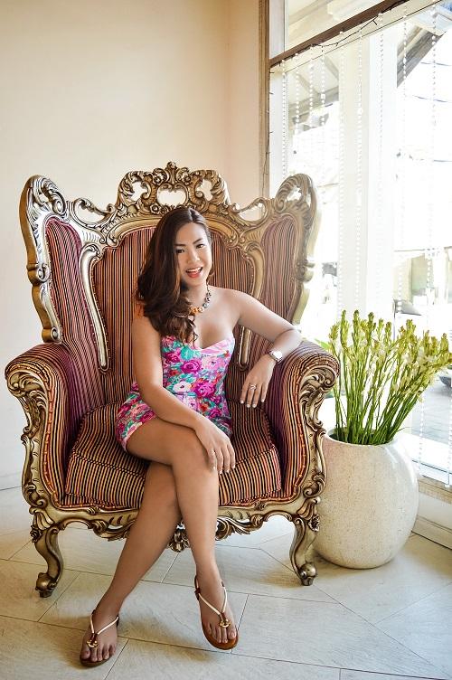 Harumi Sudrajat: The Beauty Blogging Queen